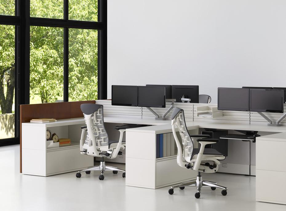Herman miller embody chair compra le sedie dal negozio for Sedia ufficio herman miller