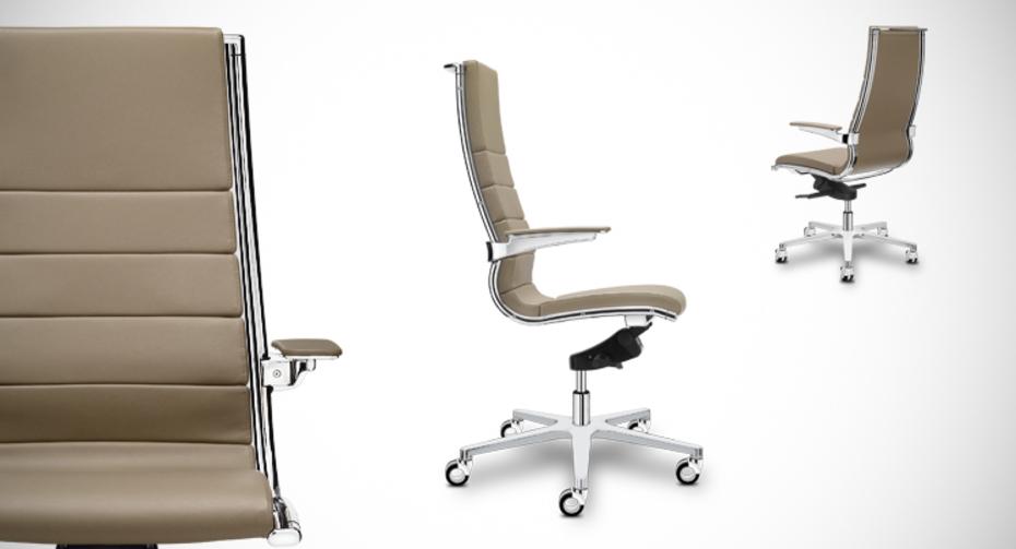 Sedia di sitland poltrona design direzionale per for Poltrone ufficio prezzi