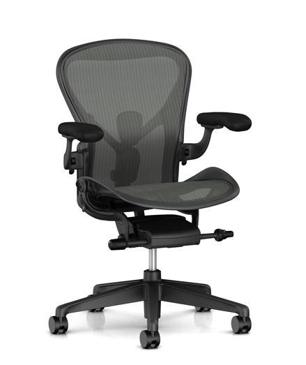Poltrona Da Ufficio Aeron.Herman Miller Aeron Chair Acquista Online Dal Negozio Autorizzato Hm
