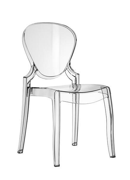 Forum sedie trasparenti in cucina for Sedie design policarbonato