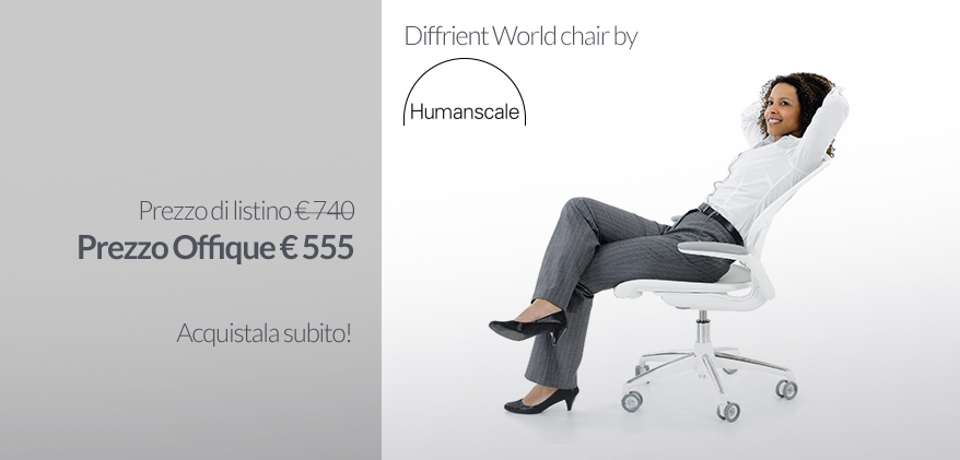 Diffrient world Humanscale
